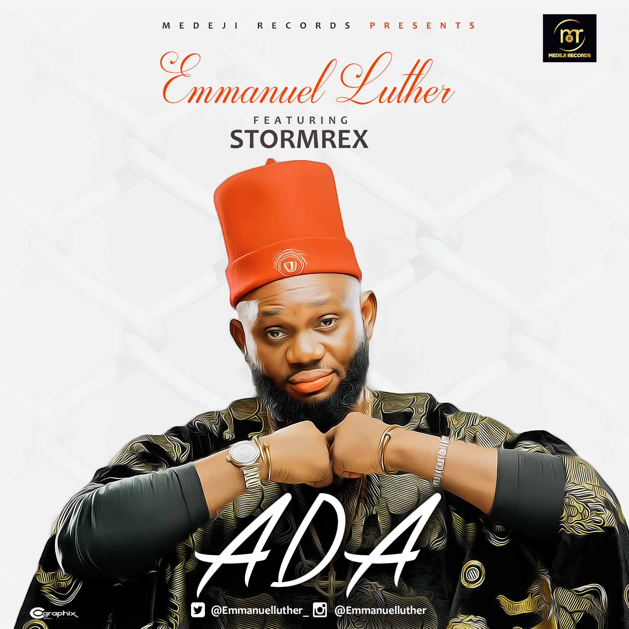 Emmanuel Luther feat. Stormrex – ADA