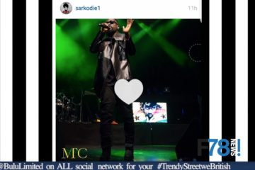F78 NEWS: Sarkodie Shuts down UK Concert, Diamond Platinum cries + More