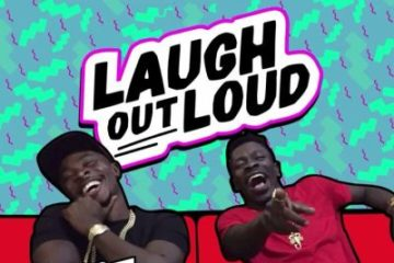 Fuse ODG ft. Shatta Wale – Laugh Out Loud