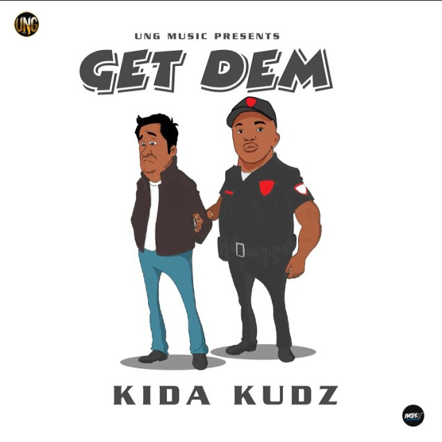 VIDEO: Kida Kudz - Get Dem