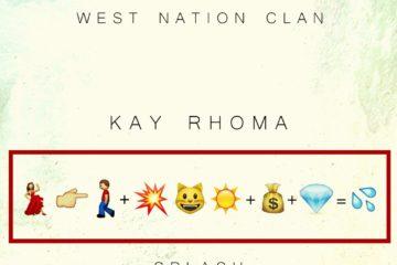 Kay Rhoma – Splash