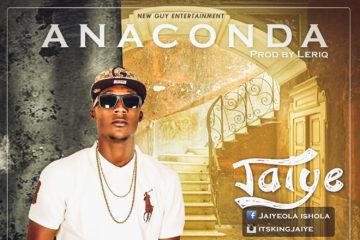 Jaiye – Anaconda (prod. LeriQ)