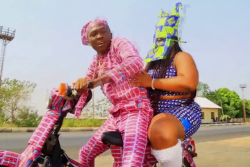 VIDEO: Jumabee – Lagbaja