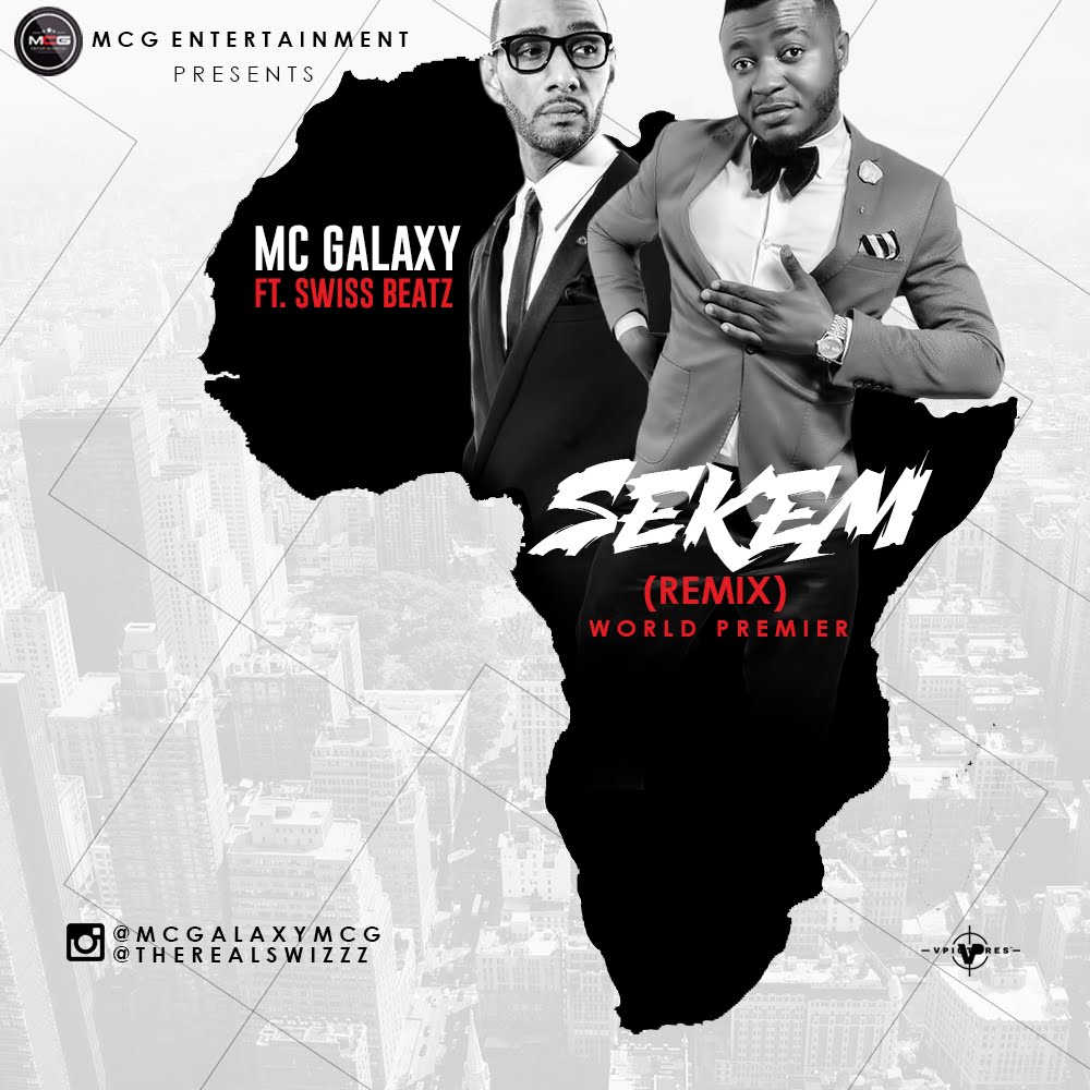 MC Galaxy ft. Swizz Beatz - Sekem (Remix)
