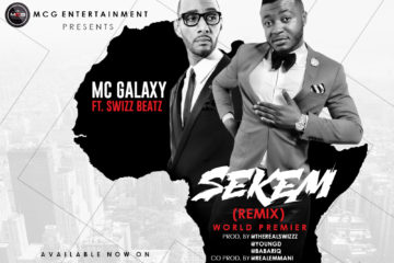MC Galaxy ft. Swizz Beatz – Sekem (Remix)