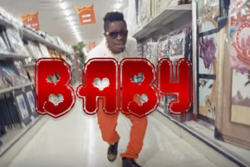 VIDEO: Shatta Wale – Baby (Chop Kiss)