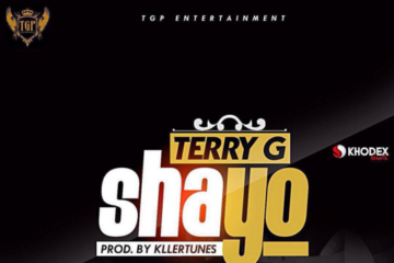 Terry G – Shayo (prod. Killertunes)