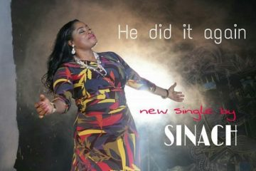 VIDEO: He Did It Again – Sinach