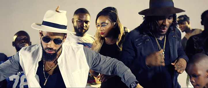 VIDEO: Burnaboy ft. Phyno - Duro Ni Be
