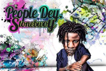 VIDEO: Stonebwoy – People Dey