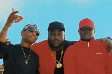 VIDEO Premiere: DJ Big N – Erima ft. Dr SID & Wizkid
