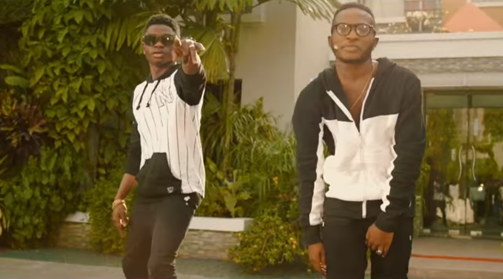 Dj Kentalky Lil Kesh Blessings vid