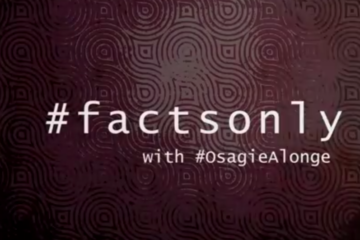 VIDEO: #FactsOnly With Osagie Alonge – Should Wizkid Be Called A Legend?