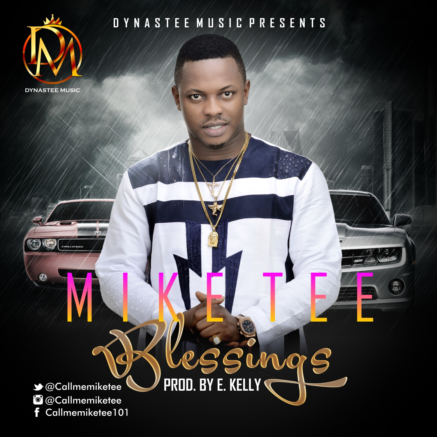 VIDEO: Mike Tee – Blessings