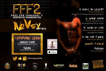 Danagog – Iskebe | Free For Fanagog 2 (Mixtape)