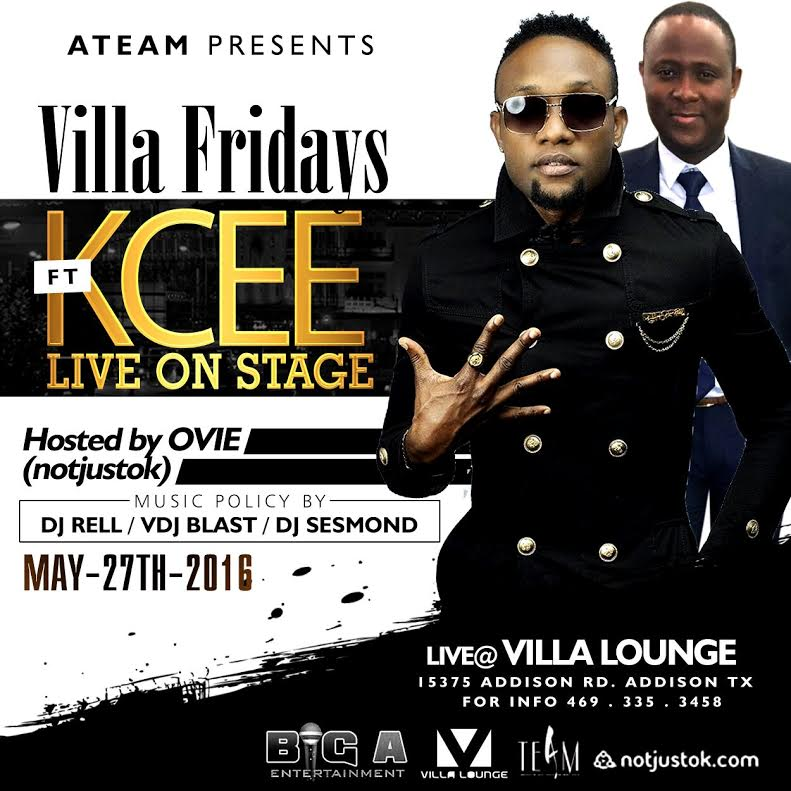 Kcee Villa Fridays Ovie O Art