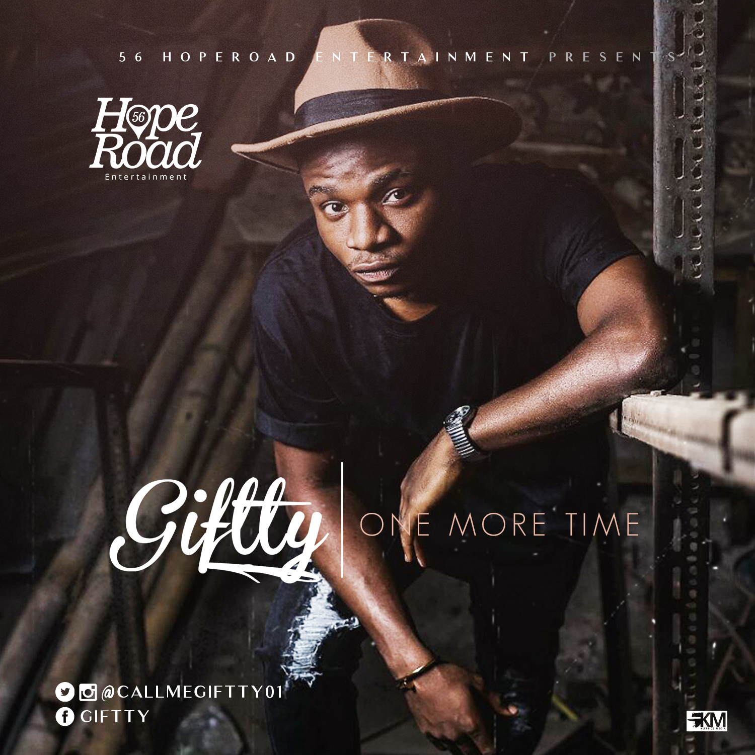 Giftty – One More Time (Prod. D'tunes)