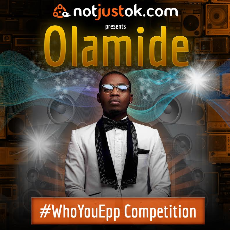 Olamide WhoYouEpp Competition Art