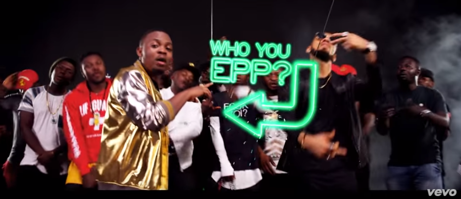 VIDEO PREMIERE: Olamide - Who U Epp ft. Wande Coal & Phyno