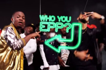 VIDEO PREMIERE: Olamide – Who U Epp ft. Wande Coal & Phyno