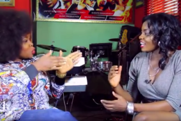 VIDEO: Omawumi Storms off Interview Due To Smoking Allegations