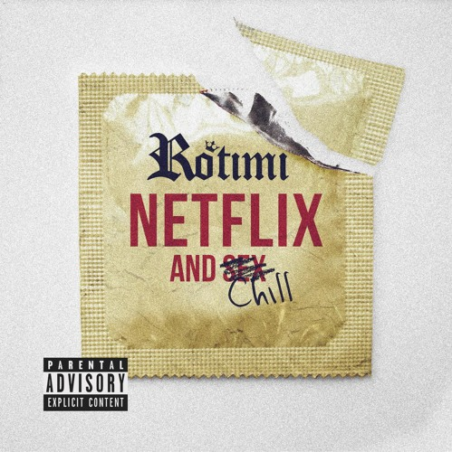 Rotimi Netflix and Chill Art