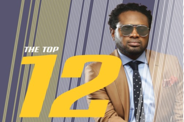 The Top 12 Countdown With Cobhams Asuquo – Ep 8