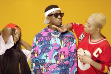 VIDEO PREMIERE: Orezi ft. Olamide – Under The Blanket (Remix)