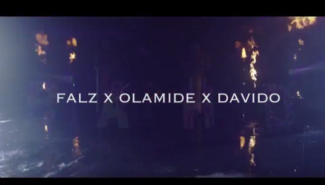 VIDEO: Falz ft. Olamide X Davido - Bahd Baddo Baddest
