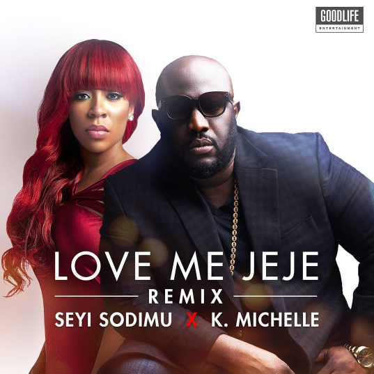 VIDEO: Seyi Sodimu ft. K. Michelle - Love Me Jeje (Remix)
