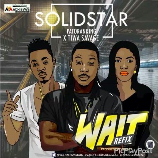 Solidstar Wait Refix Art