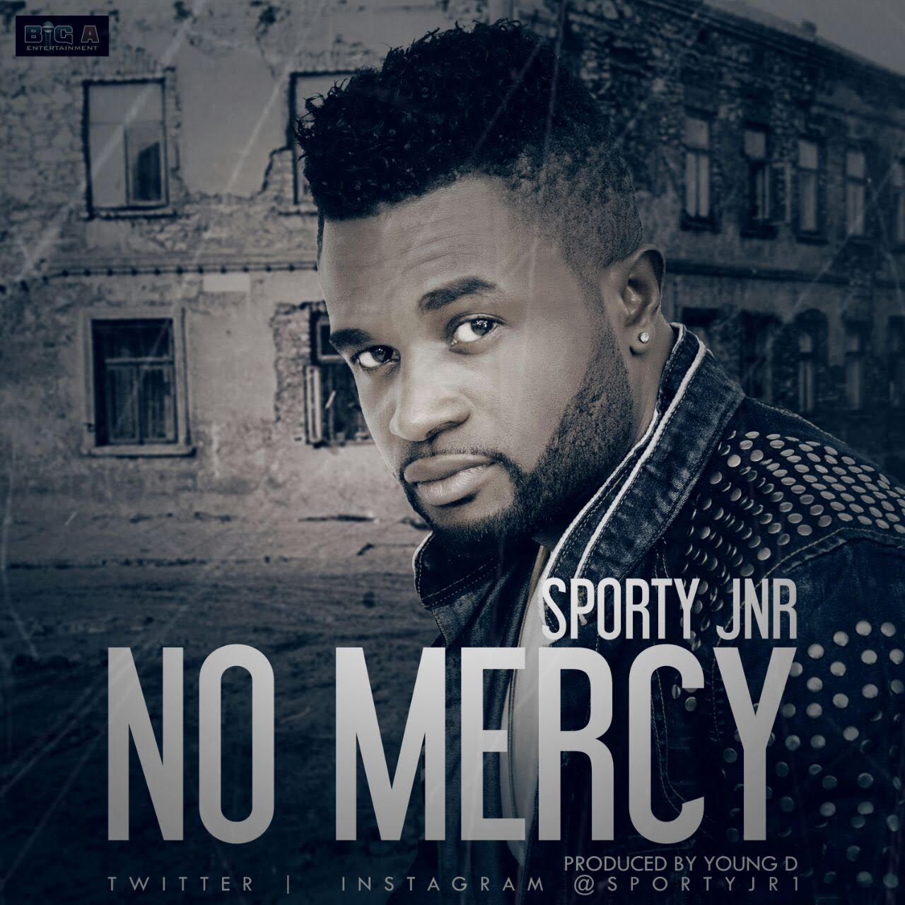 Sporty Jnr No Mercy ArtBig A Entertainment Presents: Sporty Jnr - No Mercy (prod. Young D)
