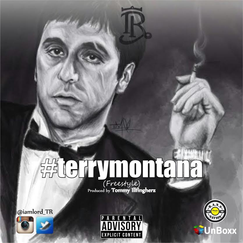 T.R Terry Montana Art