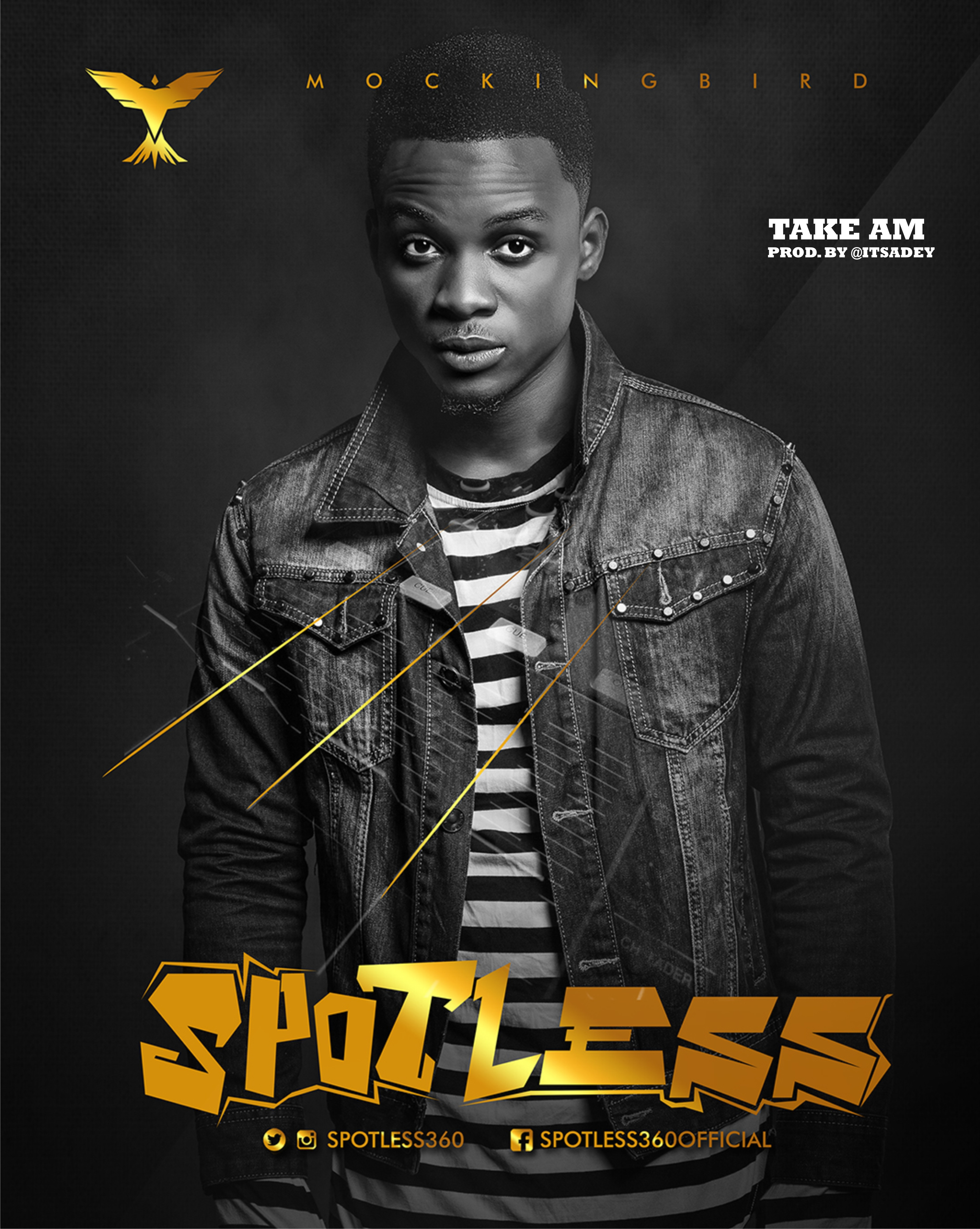 Spotless Take Am