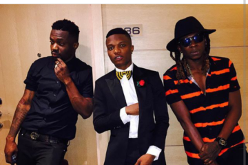 Wizkid Signs R2bees, Efya, Mr Eazi to StarBoy Worldwide