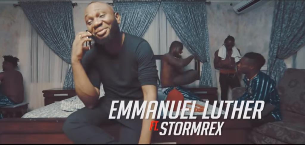 VIDEO: Emmanuel Luther ft. Stormrex – Ada
