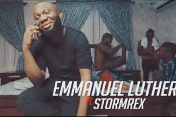 VIDEO: Emmanuel Luther ft. Stormrex –  Ada