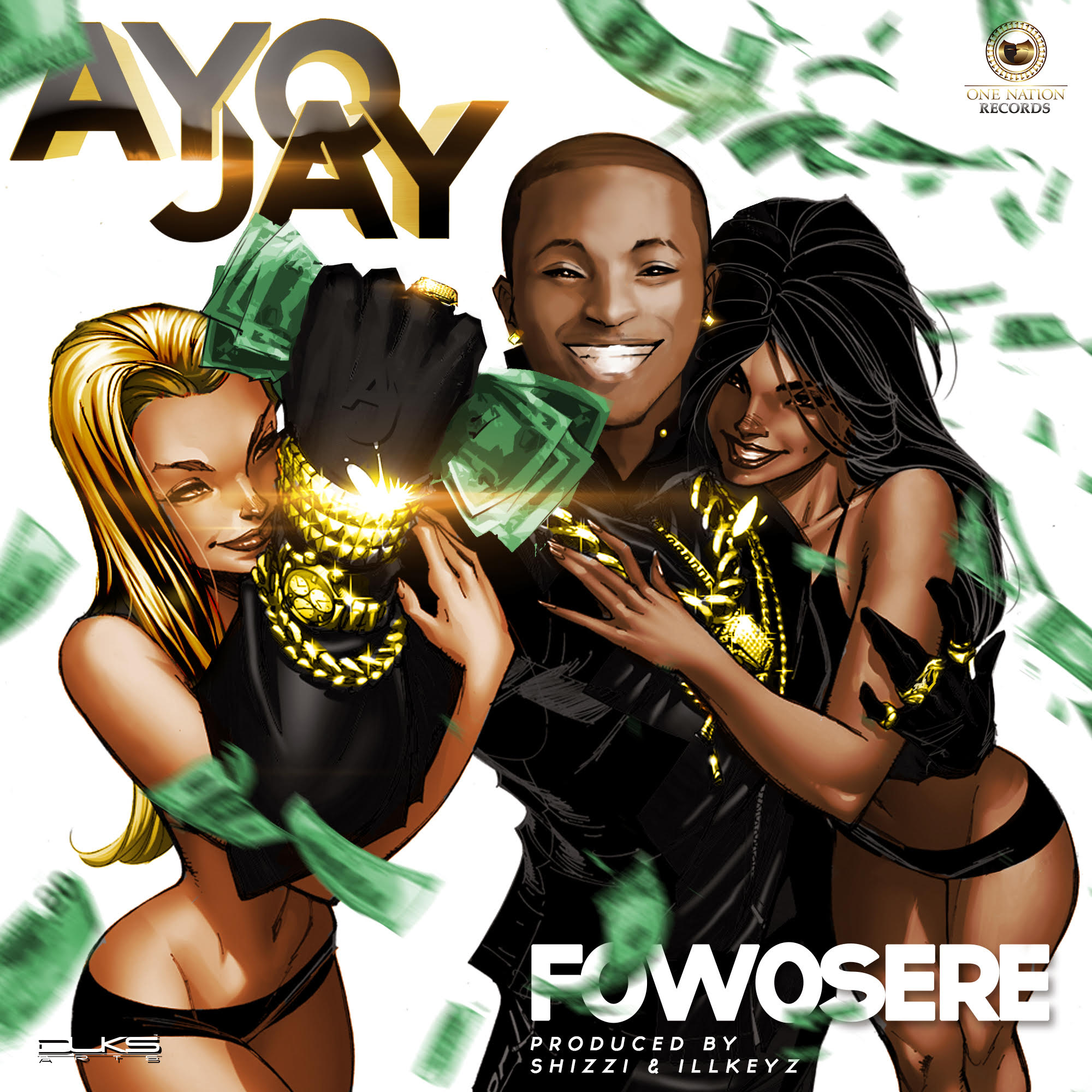 PREMIERE: Ayo Jay - Fowosere