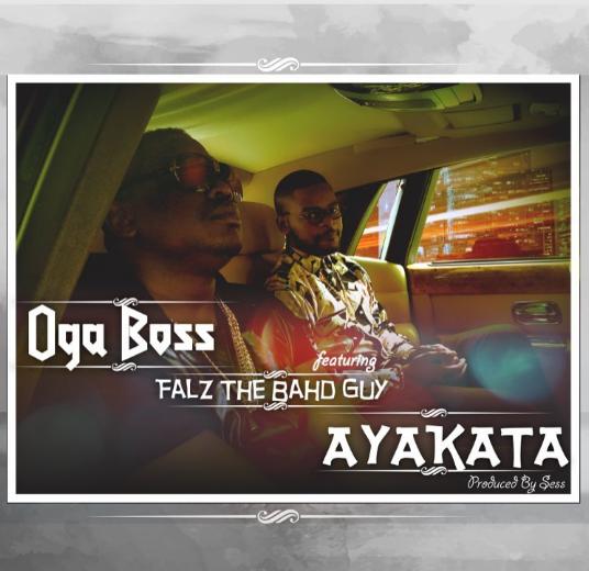 iLLBLiSS ft. Falz - AYAKATA (prod. Sess)