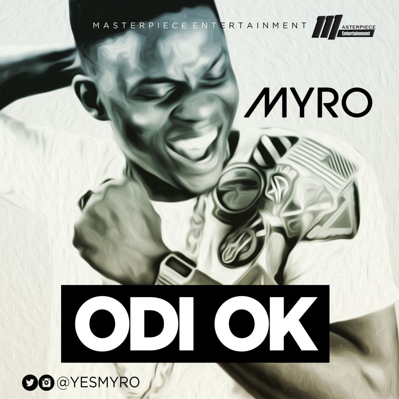 Myro – Odi Ok (prod. Tp2)