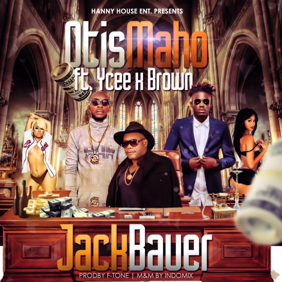 VIDEO: OtisMaho ft. YCEE x Brown – Jack Bauer