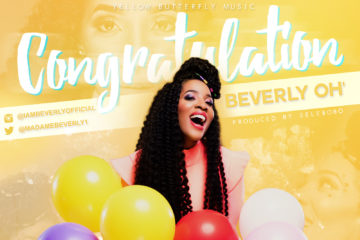 Beverly Oh' – Congratulation