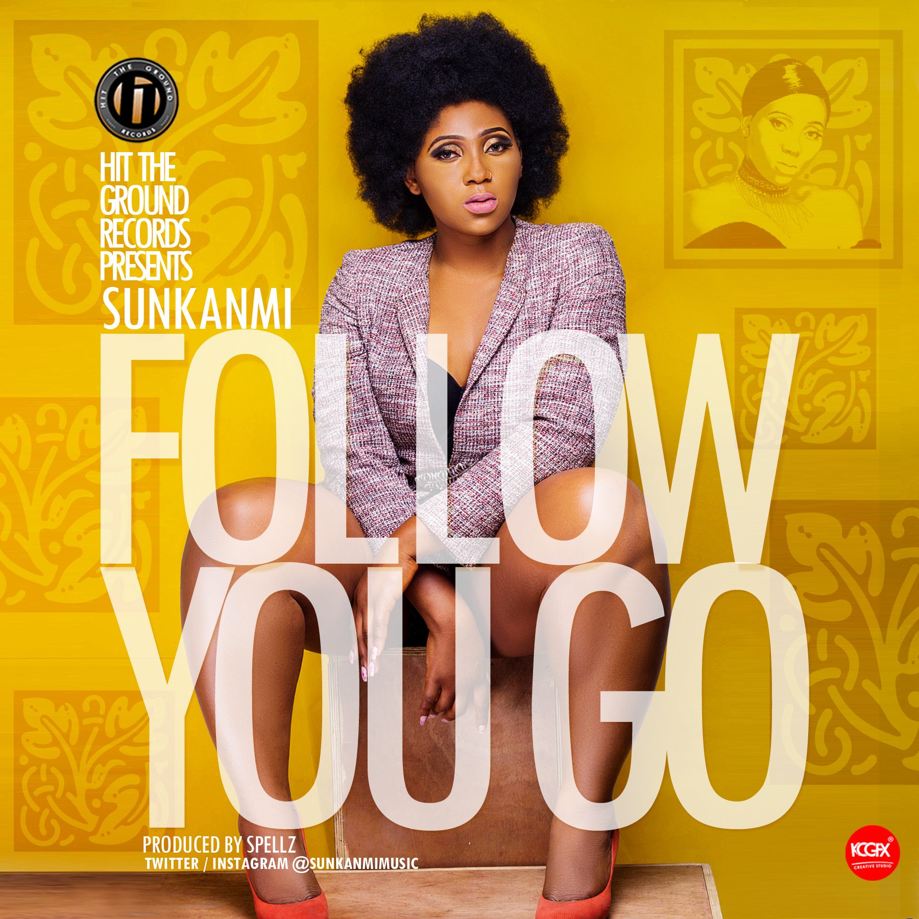 Sukanmi – Follow You Go