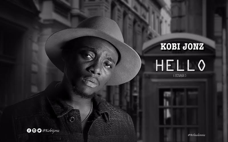 VIDEO: Kobi Jonz – Hello (Cover)