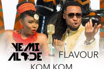 VIDEO: Yemi Alade ft. Flavour – Kom Kom