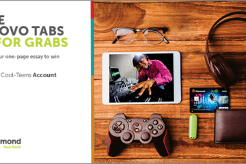 "Find Out How Your Teens Can Win Free Lenovo Tablets! ""Diamond Cool-Teens"" Makes Learning Fun with Essay Contest"