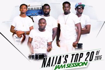"VIDEO: Alternate Sound & DJ Jimmy Jatt Present ""Naija Top 20 of 2015"" 