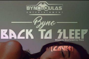 Byno – Back To Sleep (Cover)