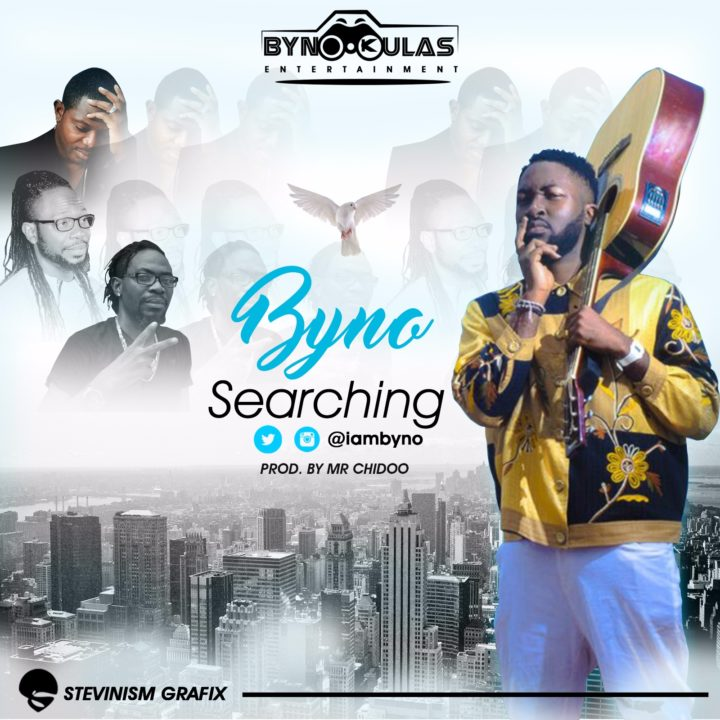 Byno - Searching (OJB Jezreel Tribute)