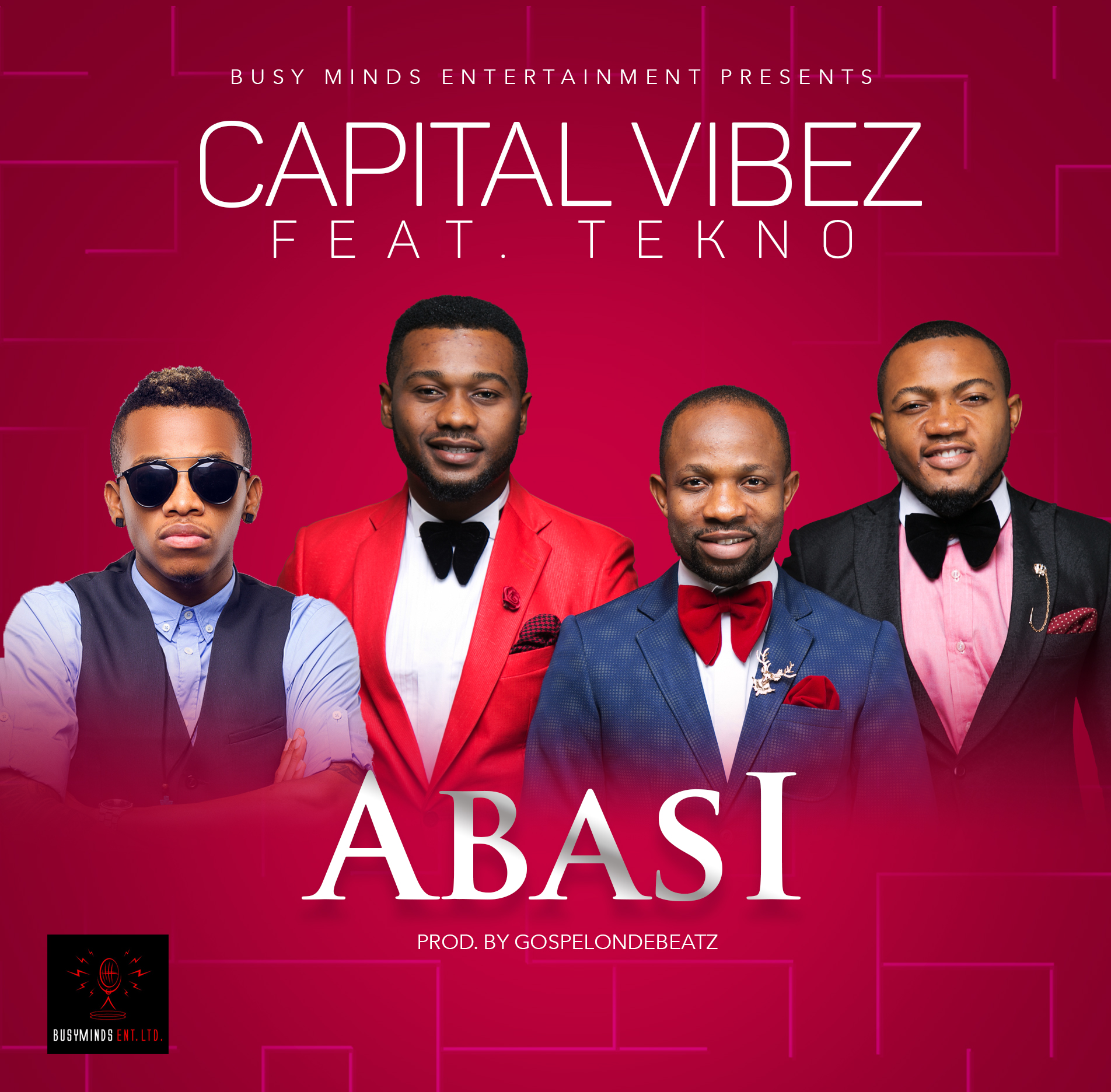 VIDEO: Capital Vibez – Abasi ft. Tekno (Prod. GospelOnDeBeatz)